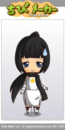 Chibi Tsubaki!^^ by artwolf711