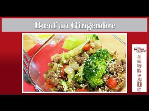 Boeuf au Gingembre   Cuisine Santé Paléo  Délicieuse recette fait dans un poêlon seulement, complet, nourissant et paléo. Pour obtenir la recette et quantités : http://www.laconfessiondugourmet.com/boeuf-au-gingembre/  Pour vous abonner et recevoir une nouvelle recette par semaine (et un cadeau gratuit) : http://www.laconfessiondugourmet.com/cadeau-de-bienvenue/  #paléo #idée repas #boeuf #idée menu #la confession du gourmet #coconut aminos #gingembre #brocoli #recette santé #boeuf haché bio