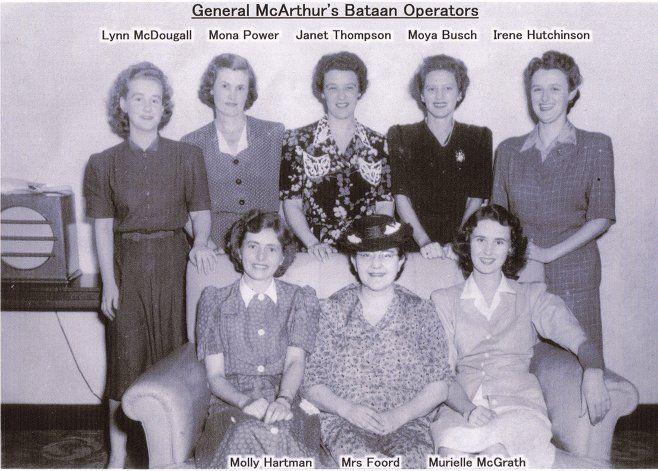 General McArthur's Bataan Operators, Somerville House