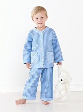 Las mini pijamas son simplemente adorables. #niños #pijamas #horadedormir