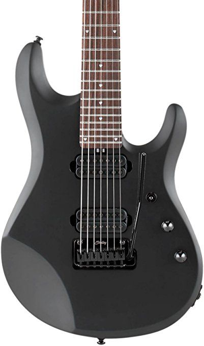 Sterling by Music Man John Petrucci JP70 7-String Electric Guitar Stealth Black    Guitars For Sale  Fender Guitars  Yamaha Guitars  Electric Guitars For Sale  Guitar Amp  Guitar Accessories  Cheap Electric Guitars  Gibson Guitars  Cheap Guitars  Guitar Price  Guitar Strings  Left Handed Guitar