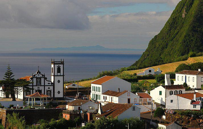 AZORES   (SANTA MARIA ISLAND)..Maybe someday, I can bring my mother and daughters. My mom has never been back since moving to the US
