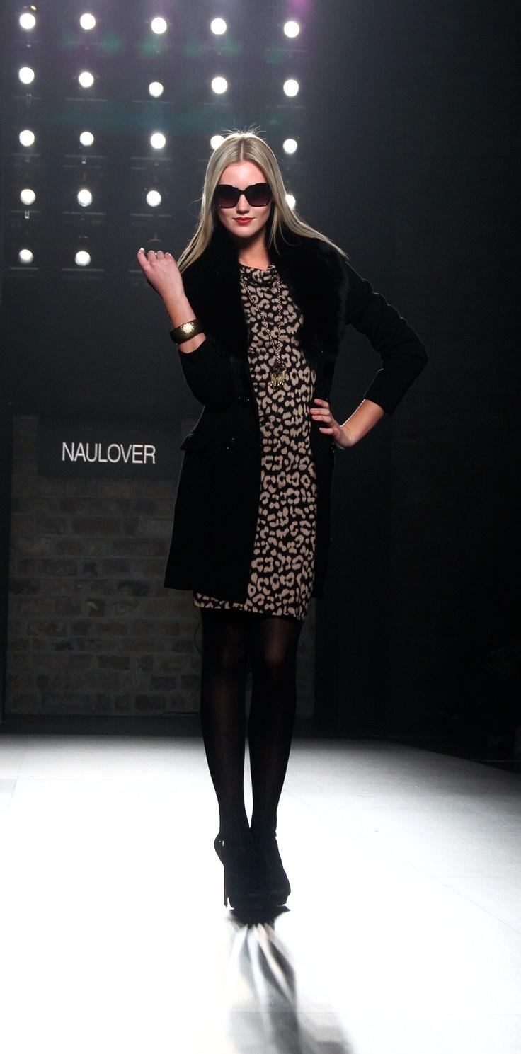 Naulover en la 080 Fashion Barcelona para el 8º núm de LittleBit Magazine