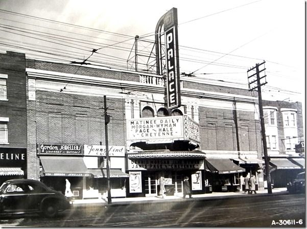 photos of old movie houses | Toronto's old movie house—the Palace Theatre on the Danforth ...