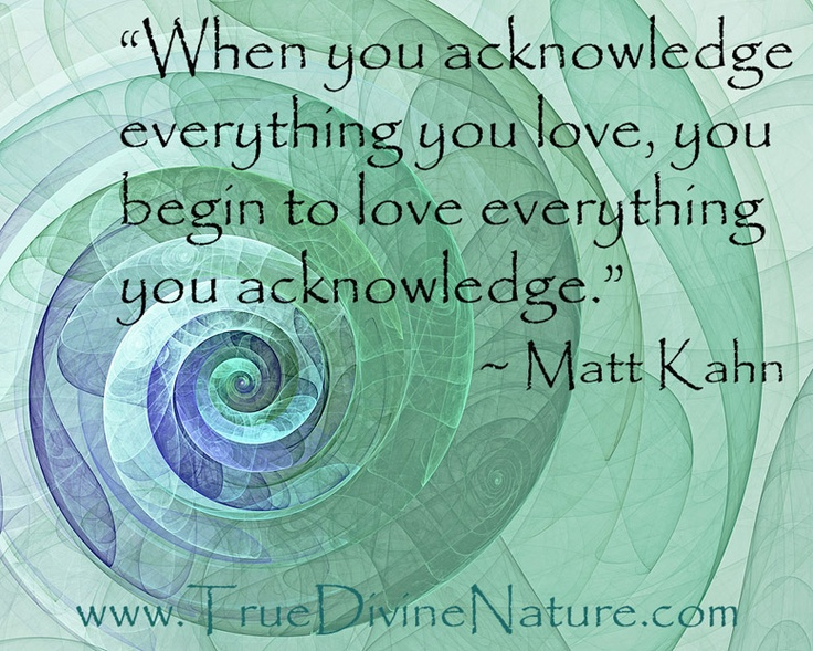 Image result for matt kahn quotes