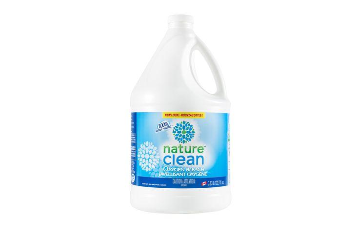 100% Natural Oxygen Bleach 3.63L   Nature Clean