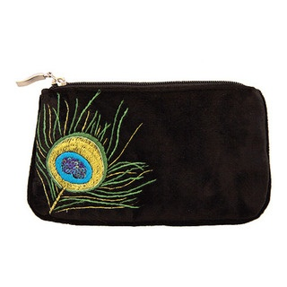 This stunning purse is much bigger than a coin purse so you can fit your mobile, make-up and money in it.