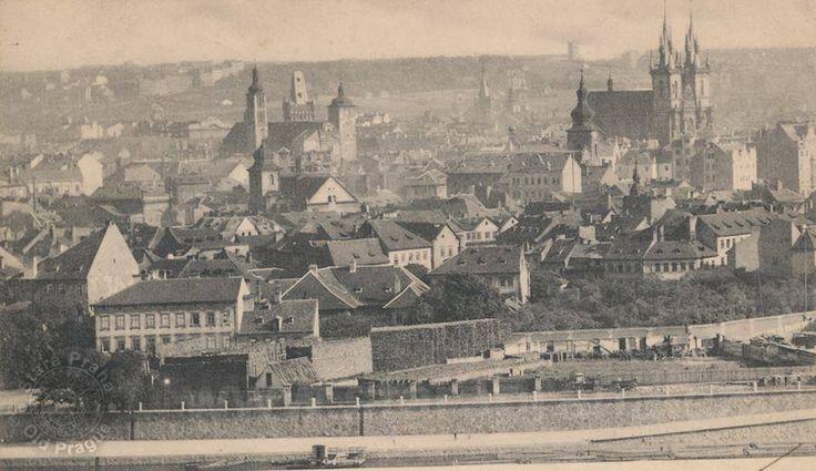 Prague 1902, Old Town, Staré Město 1902