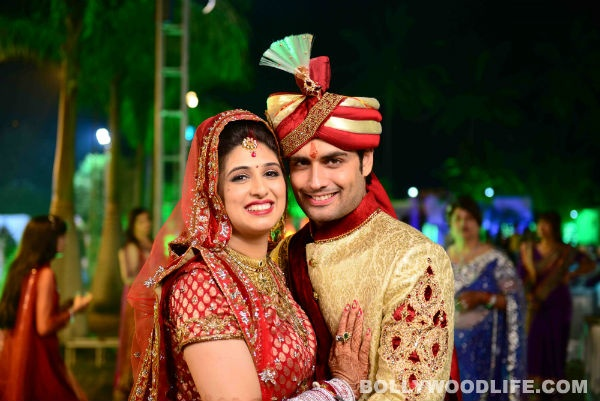 Vivian Dsena-Vahbiz Dorabjee married: view exclusive pics!