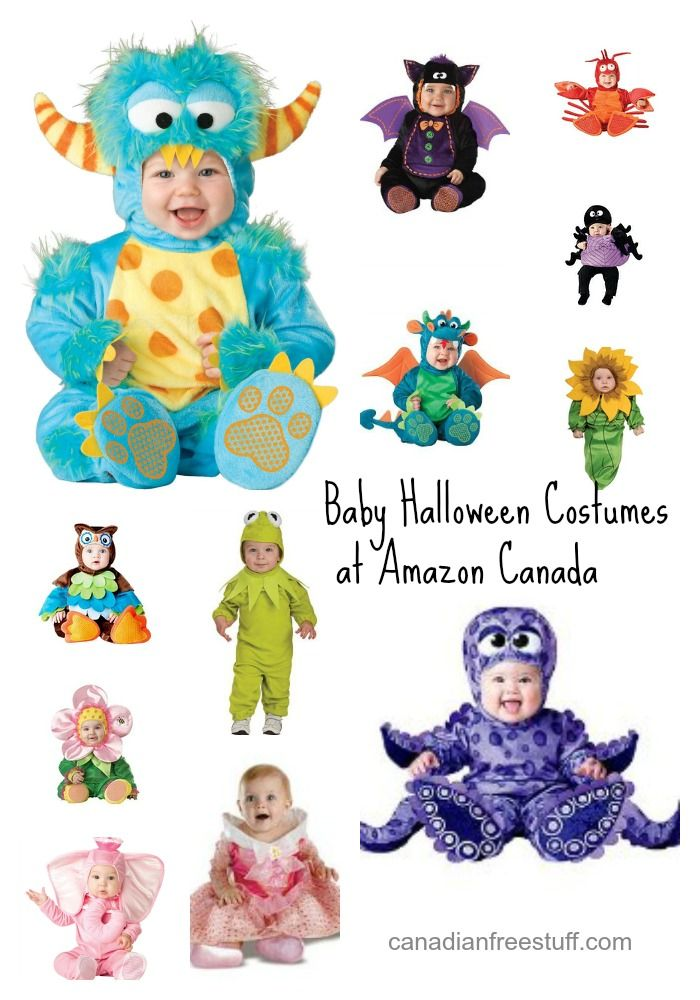 Amazon Halloween Baby Costumes Canada