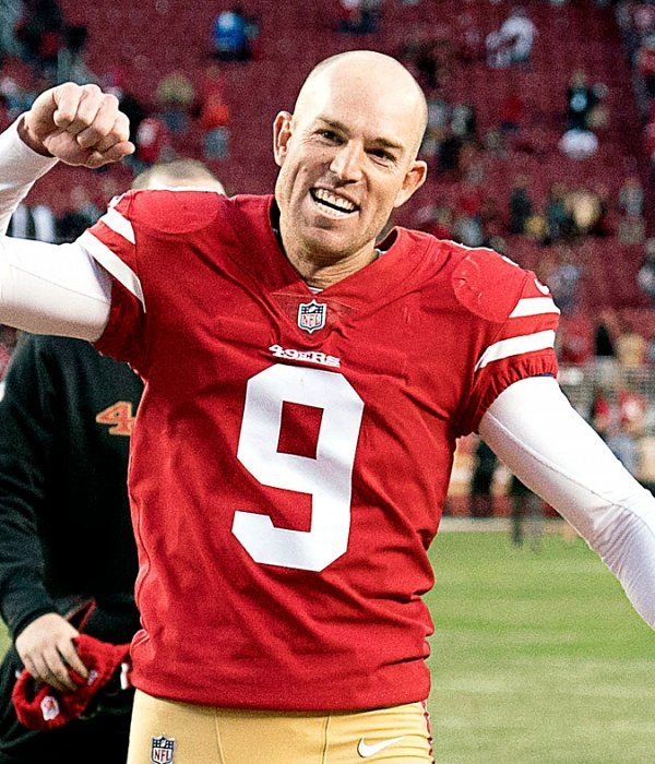 Transcript: Robbie Gould discusses winning kick and his first year with the 49ers