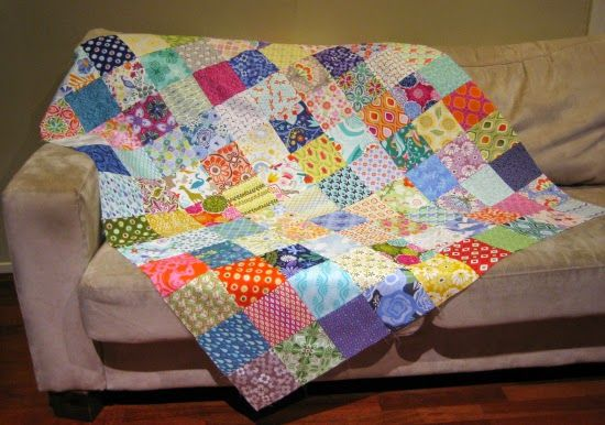Ladybugs & Daisychains: A Charming Kate Spain Quilt Top