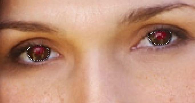 3 способа убрать красные глаза в фотошопе - Обработка фотографий - Уроки фотошопа - PixelBox.Ru