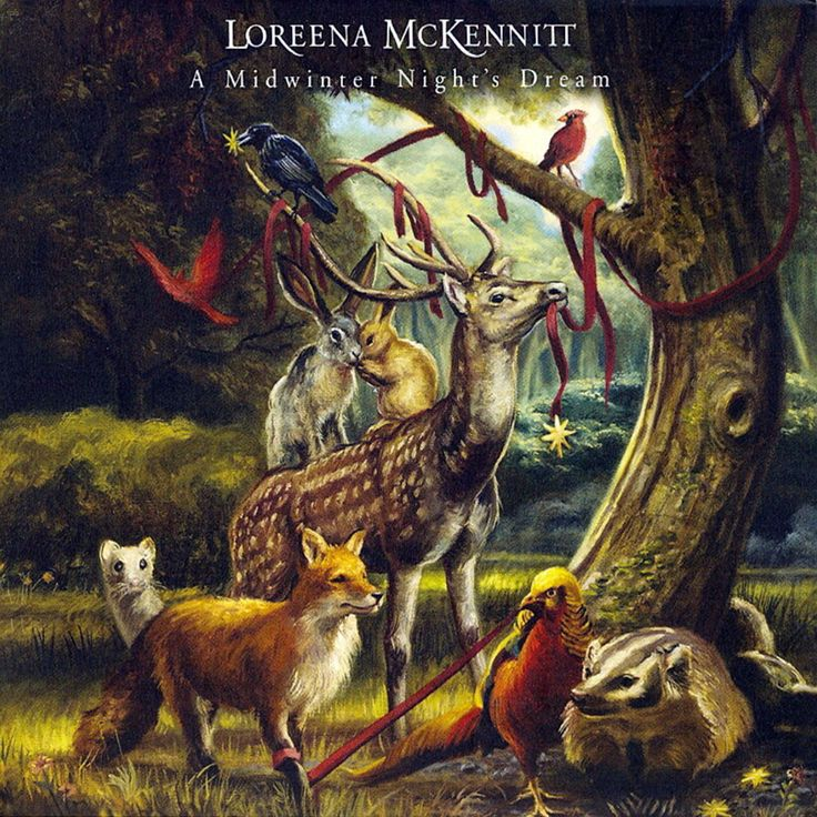 Loreena Mckennitt - A Midwinter Night's Dream | 2008