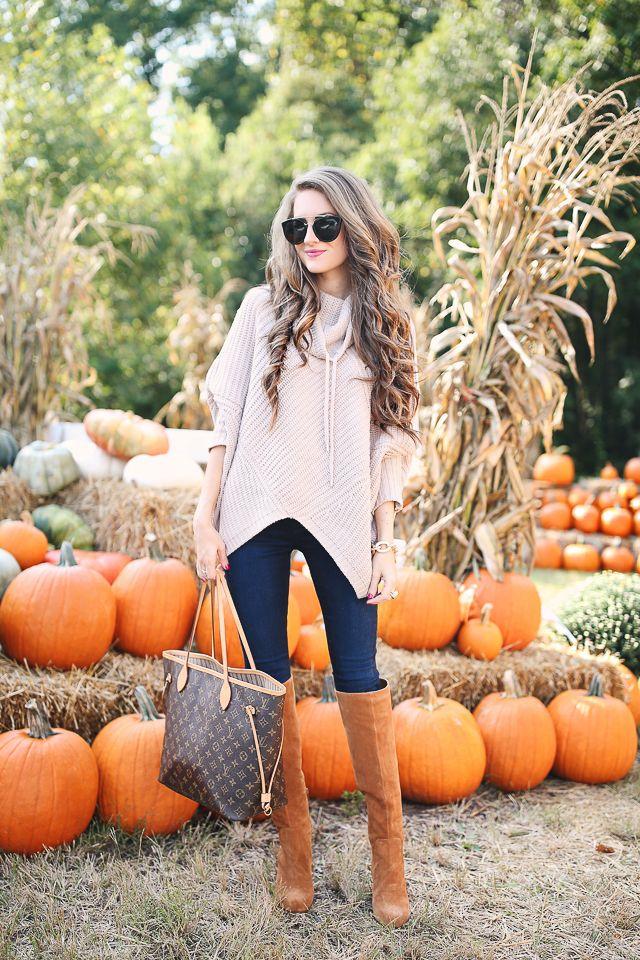 Southern Curls & Pearls: Pumpkin Pickin'