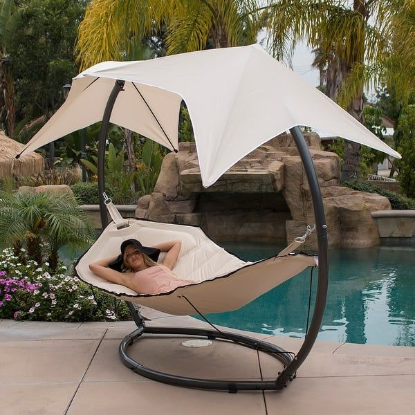 Best 25 Patio swing with canopy ideas on Pinterest