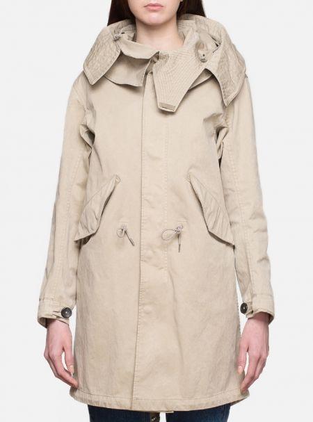 Куртка Ten C Women's Parka Tan