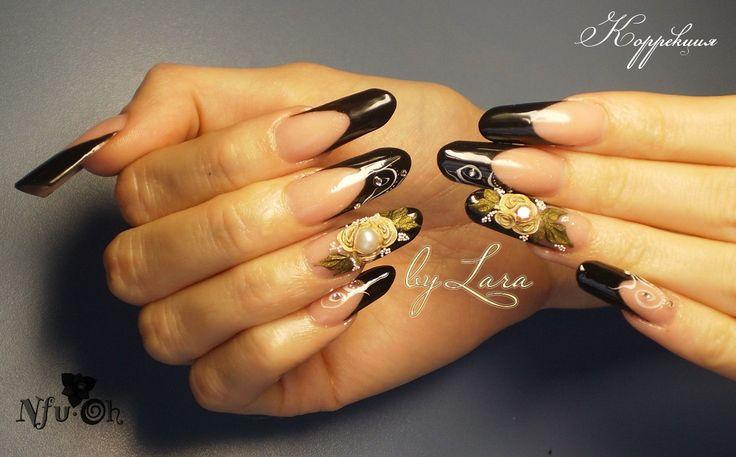 Алмазные грани,шикарные ногти! – 438 фотографий
