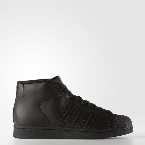 adidas Pro Model Shoes - Mens High Tops