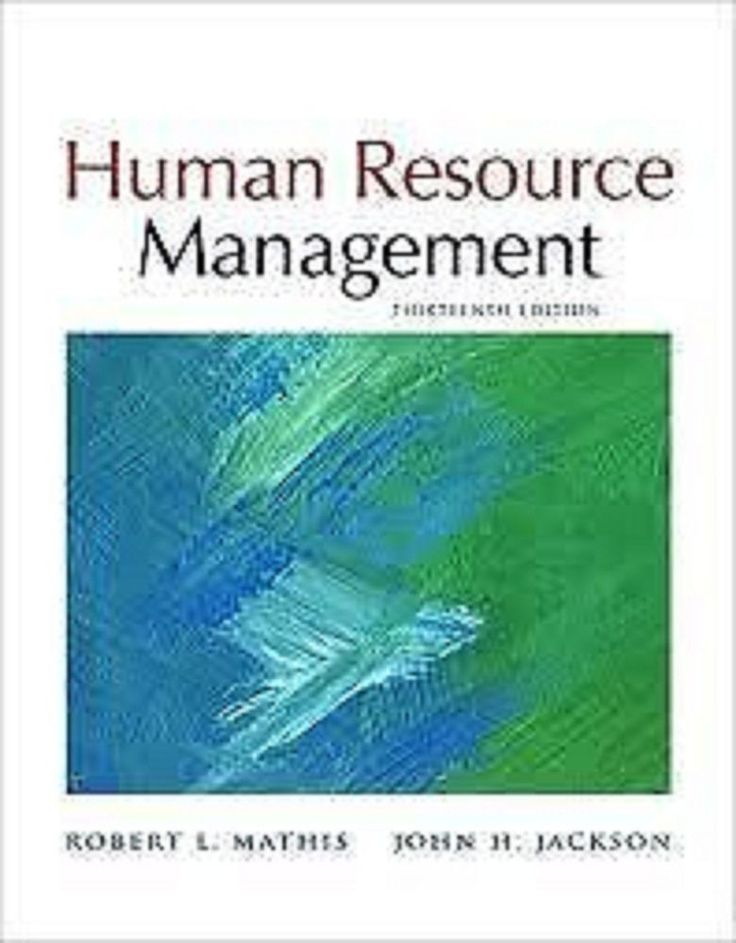 26 best human resources images on pinterest human resources new human resource management 13th edition hardcover fandeluxe Image collections