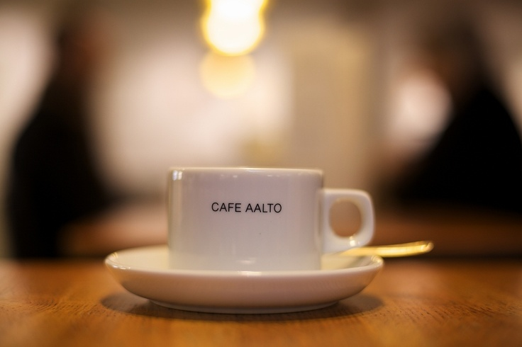 Cafe Aalto is located in the biggest book store Academina in Helsinki and also a part of Stockman department store. When you are tired walking around Helsinki, this cafe is one of the bets place to recharge your energy.