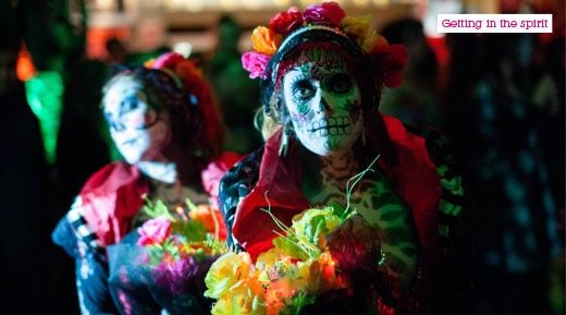 Sergio from Mexican rock gods Zoé, talks Day of the Dead | Wahaca