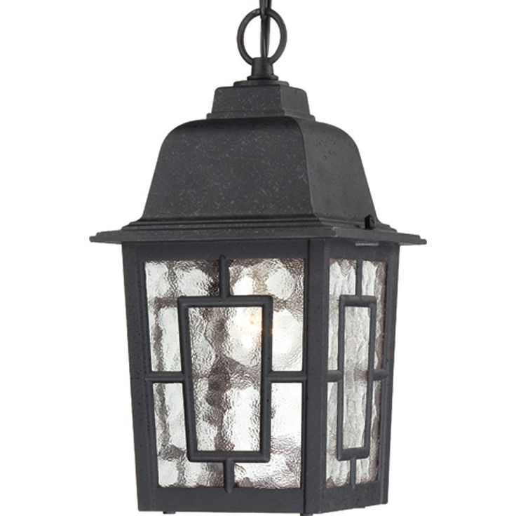 Nuvo Lighting Banyon One Light Hanging Lantern 100 Watt Max
