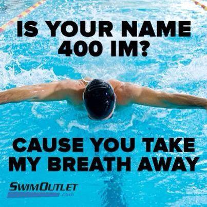 Swimmer Humor