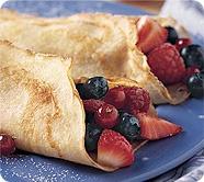 Pancake mix uses...crepes, biscuits, dumplings
