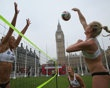 Team GB Female Beach Volleyball Players Launch Road Safety Initiative LOL    Watchingsport in London