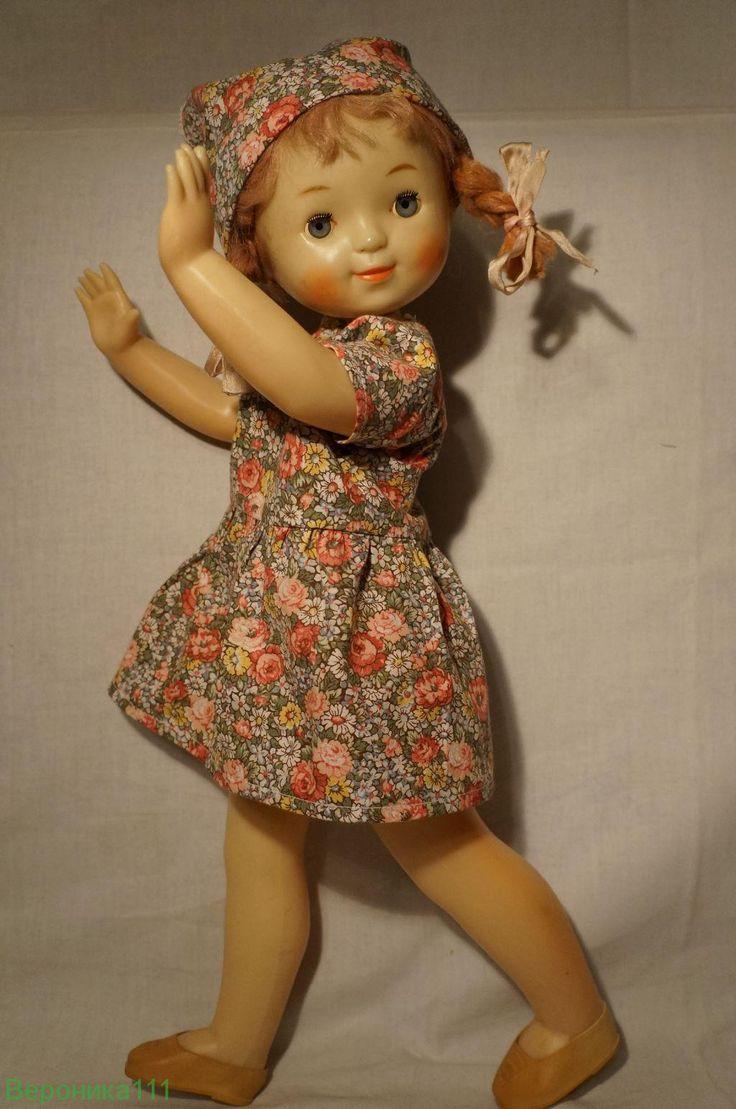 Кукла СССР - 54см.8 марта.