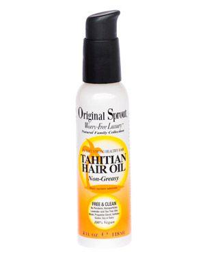Tahitian vlasový olej 118ml Kliknutím zobrazíte detail obrázku.