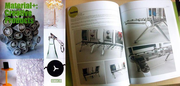 Material + : Creative Products. / Dr. Hakan Gürsu - Designnobis.