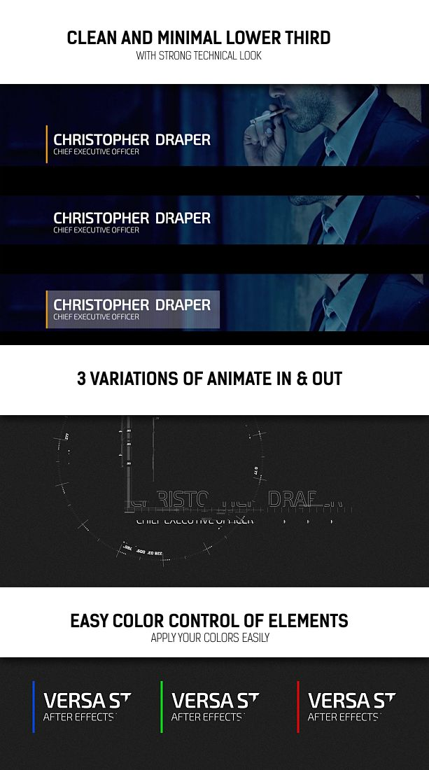 After Effects Project Files - Invasion LT   VideoHive