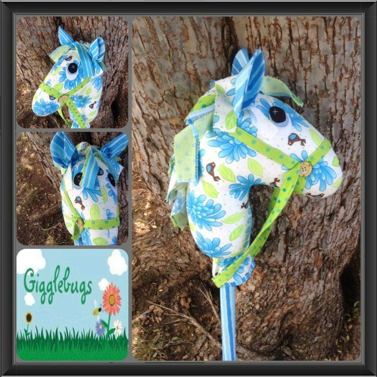 Meet Flower, the Hobby Horse  Anything Goes Market opens 9pm AEDST Tuesday 18th March