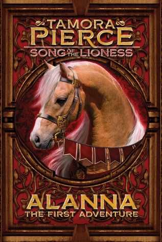 95 best kats picks for middle graders images on pinterest book alanna the first adventure song of the lioness quartet book by tamora pierce alanna the first adventure really was a delightful read fandeluxe Image collections