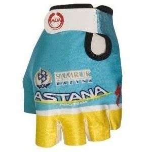 Moa Astana Pro Team Gloves - Store For Cycling