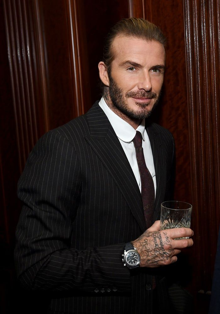 Photo Report: Tudor Celebrates New Brand Ambassador David Beckham In New York City