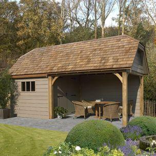 Poolhouse - Wales - 281 x 600 cm