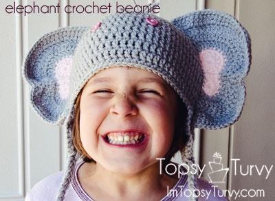 crochet elephant ears pattern