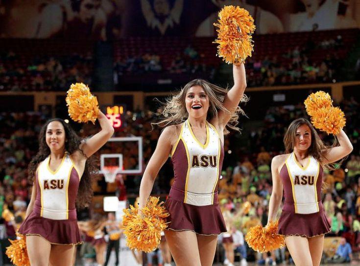 University of arizona cheerleader