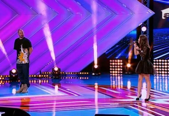 Luceafarul la X Factor: Catalin si Catalina pe aceeasi scena!  #auditii
