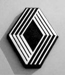 1972 - Victor Vasarely - Logo Renault