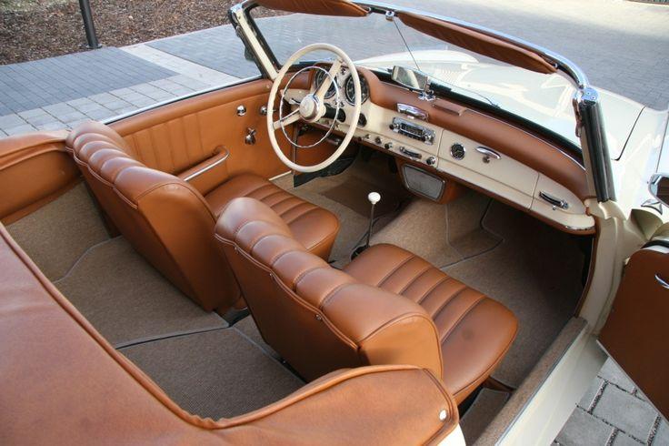 1960 Mercedes-Benz SL 190 - 190 SL | Classic Driver Market
