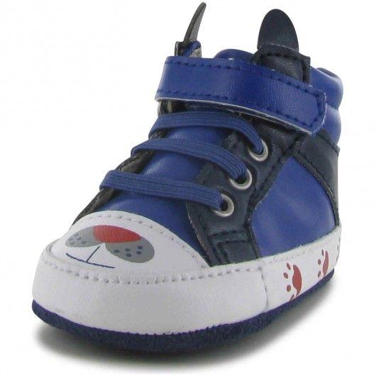Basket garçon Blue