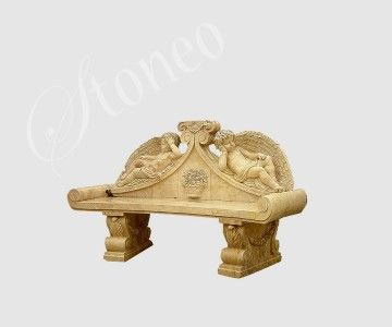 Odessos - ławka kamienna