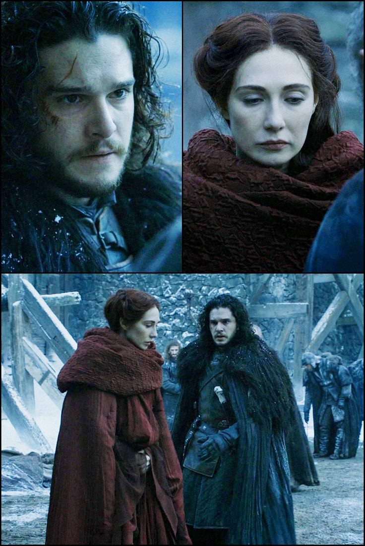 """""""It is not the foes who curse you to your face that you must fear, but those who smile when you are looking and sharpen their knives when you turn your back. You would do well to keep your wolf close beside you. Ice, I see, and daggers in the dark. Blood frozen red and hard, and naked steel. It was very cold """" –Lady Melisandre, to Jon Snow"""