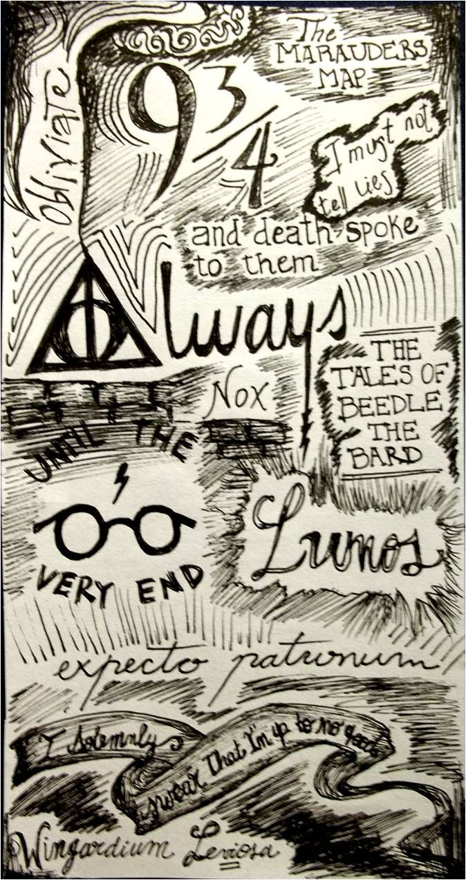 Harry Potter Drawing 75 Picture Ideas Harry Potter Wallpaper Harry Potter Tumblr Harry Potter