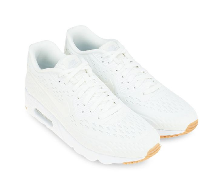 White Air Max 90 Ultra by Nike. Work out in style with Reviews These pairs  awesome! Nike Air Max 90 Ultra Br Sneakers, shoes with modern design from  quality ...
