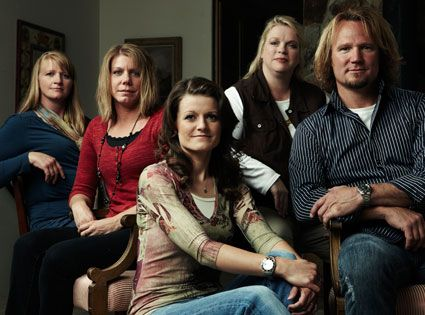 Sister Wives - Another show from America that I found quite interesting in 2011